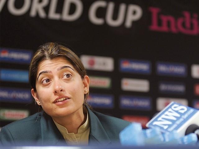 Sana Mir est une ambassadrice de son sport souvent sous le feu des projecteurs