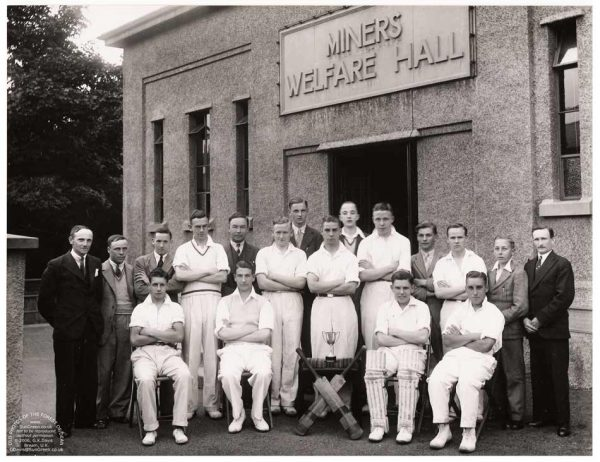 Miners Welfare Cricket Club, 1935